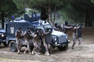 Operațiune de amploare în Turcia. 70 de oameni au fost arestați înainte de Anul Nou
