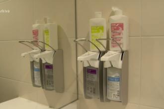La ce trebuia folosit de fapt dezinfectantul utilizat în cazul pacientei care a ars