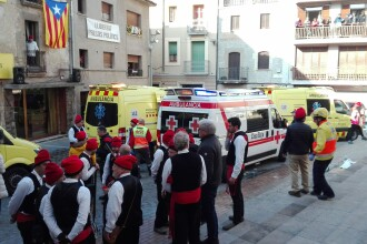 Explozie în Spania, la un festival de Crăciun. Sunt cel puţin 14 răniţi