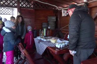 Revelion 2020 la munte. Cât bani economisesc românii care au închiriat cabane din timp