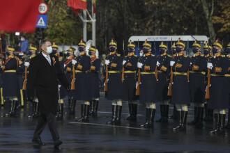 FOTO și VIDEO. Parada de 1 Decembrie 2020. Mesajul lui Klaus Iohannis cu ocazia Zilei României