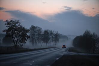 Vremea azi, 2 decembrie. Atmosferă închisă în sudul, estul şi parţial în centrul ţării. Lapoviță în Dobrogea