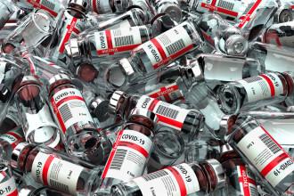 Avertismentul Interpol: se vând deja vaccinuri false anti-COVID, extrem de periculoase