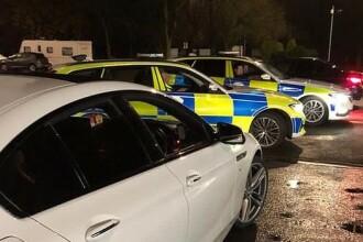 Ce pățit șoferul unui BMW care a fost prins de 32 de radare în Marea Britanie