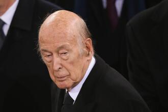 Un fost președinte al Franței a murit de Covid. Cine a fost Valéry Giscard d'Estaing
