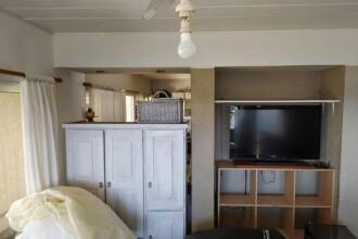FOTO. Cum arăta dormitorul improvizat în care a murit Maradona. Nu avea o baie normală