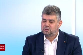 """Marcel Ciolacu, atac la președintele PNL: """"Subsemnatul Orban"""" nu """"merită"""" să mai fie premier"""