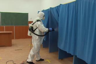 Alegeri Parlamentare 2020. Cum sunt pregătite secțiile de vot în pandemie