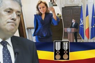Asistenta lui Vela, decorată ilegal de Klaus Iohannis! Legea e clară: Gabriela Cenuşă nu îndeplineşte criteriile