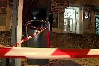 Șcene șocante au avut loc în Capitală. Un bărbat a fost înjunghiat în plină stradă