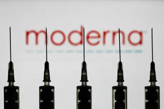 Moderna anunță că vaccinul său anti-COVID poate genera o imunitate durabilă pentru pacienți