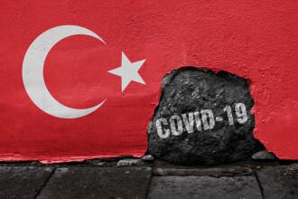 Turcia va impune lockdown total timp de cinci zile. Când va începe