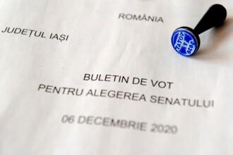LIVE TEXT Alegeri parlamentare 2020. Prezența la vot până la ora 21.00