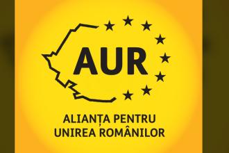 George Simion, co-președinte AUR: 15.000 de români s-au înscris în partid în doar 24 de ore