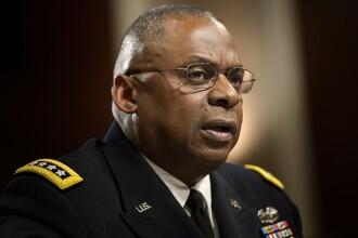Politico: Generalul în retragere Lloyd Austin, ales de Joe Biden pentru conducerea Pentagonului