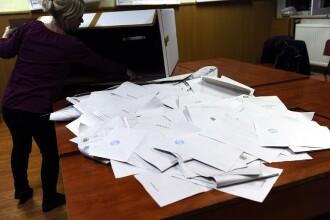 BEC a cerut renumărarea voturilor la alegerile parlamentare la 4 secţii din Capitală