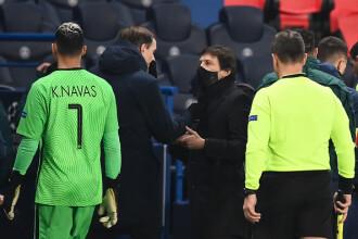 Reacția clubului Istanbul Başakşehir după incidentul rasist din timpul meciului cu PSG
