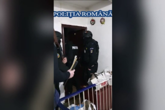 Percheziții de amploare în județul Bihor. 5 indivizi au cumpărat marfă de la comercianți cu bani falși