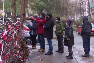 Locatarii blocului din Galaţi unde s-a produs o explozie în octombrie nu se mai pot întoarce acasă
