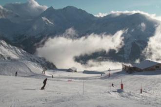 Stațiunile de schi din Alpi au rămas închise iarna aceasta. Un singur sat va pierde 8 milioane de euro