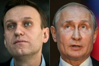 Putin, despre otrăvirea lui Navalnîi: Nu este necesară deschiderea unei anchete
