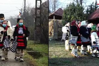 Tradiția colindatului, știrbită de pandemie. Cum se merge cu uratul în acest an