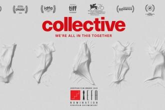 """Documentarul """"colectiv"""" este primul film românesc nominalizat la premiile Oscar"""