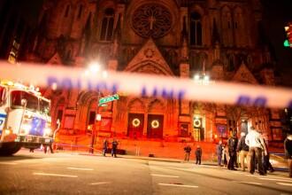 Clipe de coșmar în New York. Un individ a început să tragă cu pistolul în mulțime: