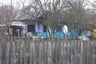 O bătrână din Vaslui, imobilizată la pat, a ars în casă