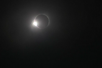 Fenomen spectaculos în America Latină. Localnicii au asistat la o eclipsă totală de soare