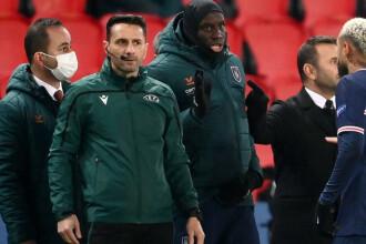 Decizie finală a UEFA. Arbitrul Sebastian Colţescu a scăpat de acuzaţiile de rasism