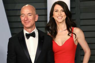 Fosta soţie a lui Jeff Bezos a donat 4 miliarde de dolari în scopuri caritabile