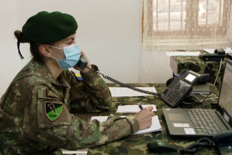 Militari căliți în războaiele din Irak și Afganistan vor ajuta la anchetele epidemiologice. Care e misiunea lor