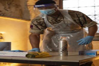 Armata britanică a dezvoltat Virusend, sprayul care elimină coronavirusul într-un minut. Se va găsi în magazine