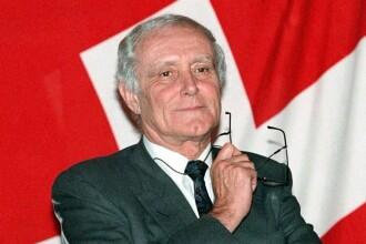 Fostul preşedinte al Elveției, Flavio Cotti, a murit la 81 de ani din cauza COVID-19