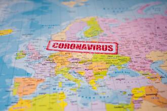 Europa, prima regiune care a înregistrat peste jumătate de milion de decese cauzate de Covid-19