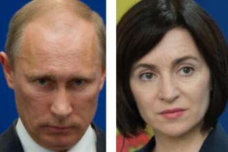 Cu ce condiție îşi va retrage Rusia trupele din Transnistria, după apelul Maiei Sandu. Anunțul lui Putin