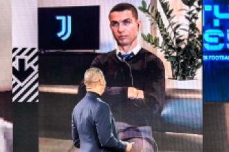 Reacția lui Ronaldo după ce Lewandowski a fost ales cel mai bun jucător al lui 2020