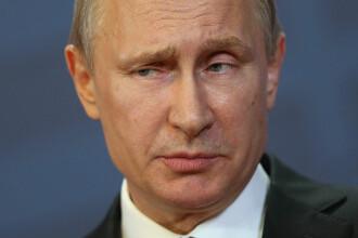 Vladimir Putin i-a greşit numele Maiei Sandu şi spune că preşedinta Moldovei e cetăţeană a României