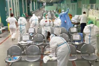 27 de cazuri noi de infectare în România cu noua tulpină de coronavirus din Marea Britanie