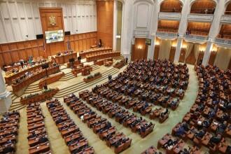 Noul Parlament își preia mandatul. Vom avea 465 de deputați și senatori