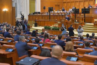 Cum vor fi împărțite comisiile din Senat și Camera Deputaților