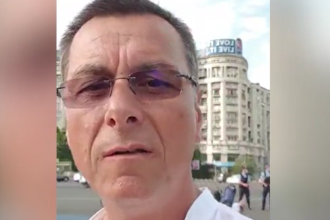 Bogdan Stanoevici, în stare gravă din cauza COVID. Fostul ministru este un contestatar al măsurilor de protecție