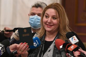 Senator PNL: Adeverinţa medicală a Dianei Şoşoacă nu poate fi folosită pentru participare fără mască