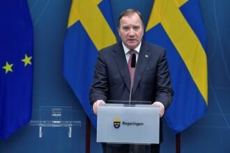 Și-a schimbat Suedia strategia? Ce spune premierul Stefan Löfven după înăsprirea restricțiilor