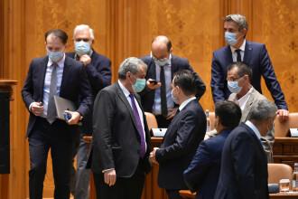 Premierul Cîțu, după ce noul Guvern a obținut votul de investitură: