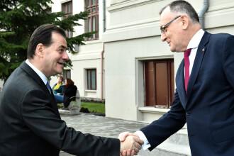 Cum explică șeful PNL numirea lui Sorin Cîmpeanu, fost aliat al lui Ponta, în Guvernul Cîțu