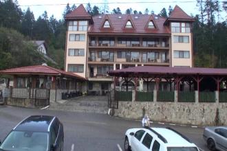 Hoteluri aproape goale pe Valea Prahovei, de Sărbători. Pe litoral, doar două hoteluri mai sunt deschise