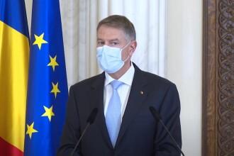 Mesajul lui Iohannis pentru Guvernul Cîțu, la depunerea jurământului: