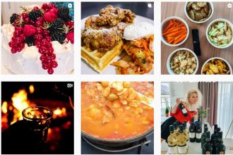"""iLikeIT. Rețetele de Crăciun sunt și pe Instagram. Recomandări de """"food bloggeri"""" români"""
